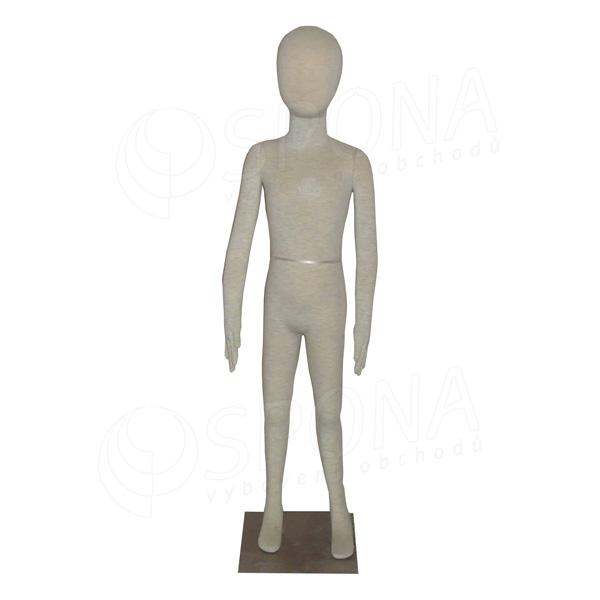 Figurína detská FLEXI 07, 7 rokov