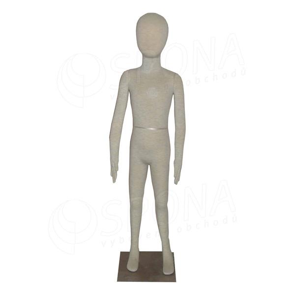 Figurína detská FLEXI 09, 9 rokov