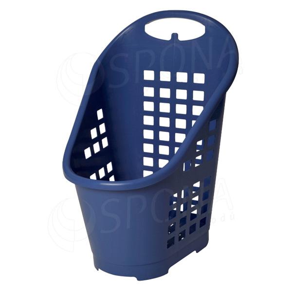 Košík nákupný Flexicart, objem 65 l, modrý