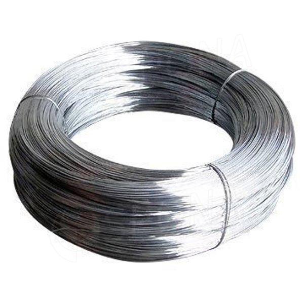 WIRE lanko priemer 2 mm, 1 m, oceľ