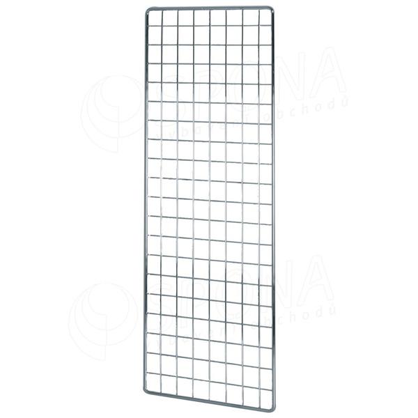 Sieť 5 mreža1 100 x 40 cm, chróm