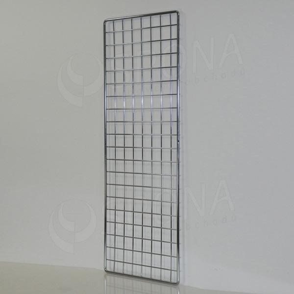 SIEŤ 5 mreža1, 100 x 60 cm, chróm