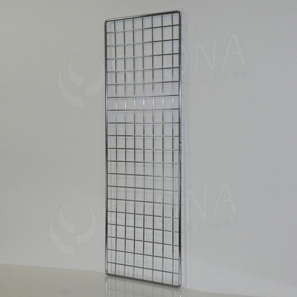 Sieť 5 mreža1 150 x 40 cm, chróm