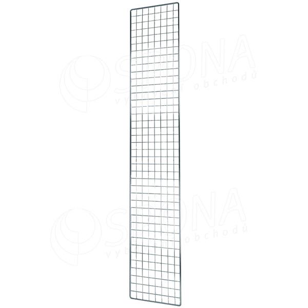 SIEŤ 5 mreža1, 200 x 60 cm, chróm