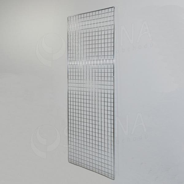 SIEŤ 5 mreža1, 200 x 80 cm, chróm