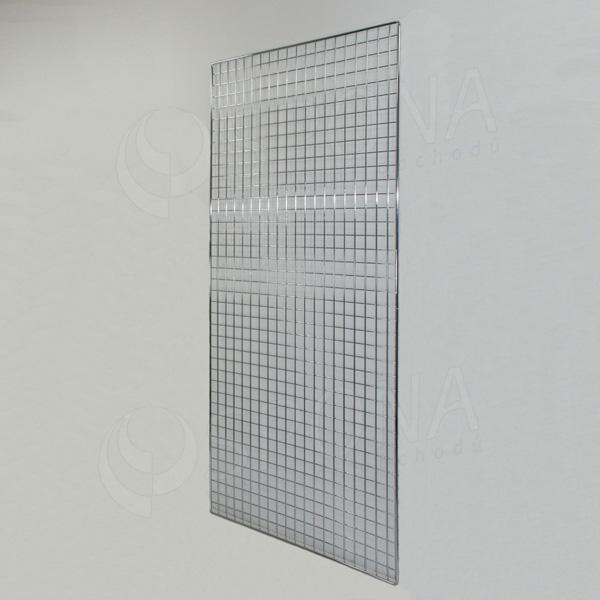SIEŤ 5 mreža1, 200 x 100 cm, chróm