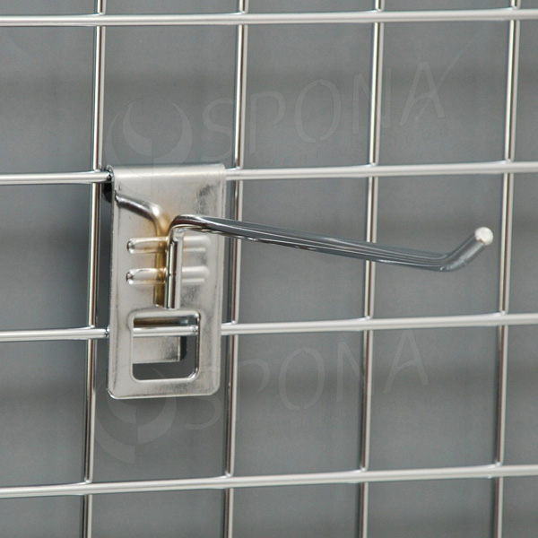 SIEŤ 5 háčik 200 mm (G54), chróm