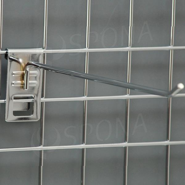SIEŤ 5 háčik 400 mm (G54), chróm