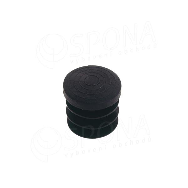BLOCK 25 záslepka plastová do trubky hrúbky 1,2 mm