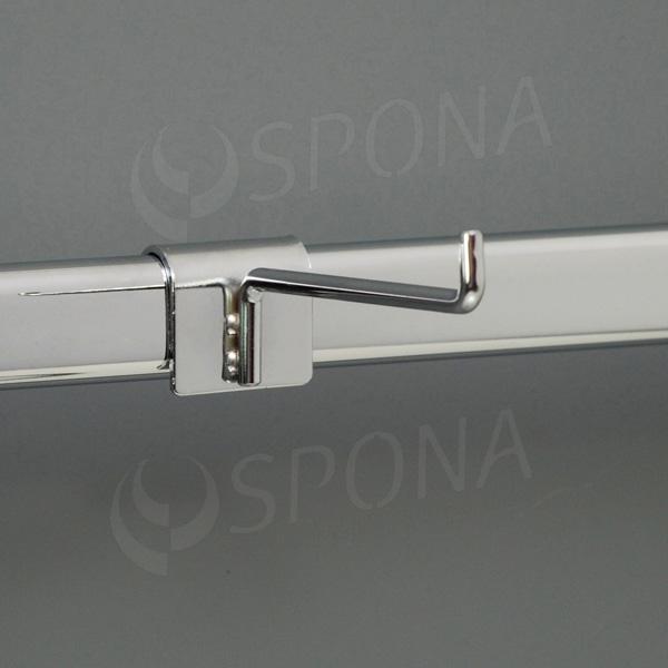 VARIANT háčik L 100 mm (C25), chróm
