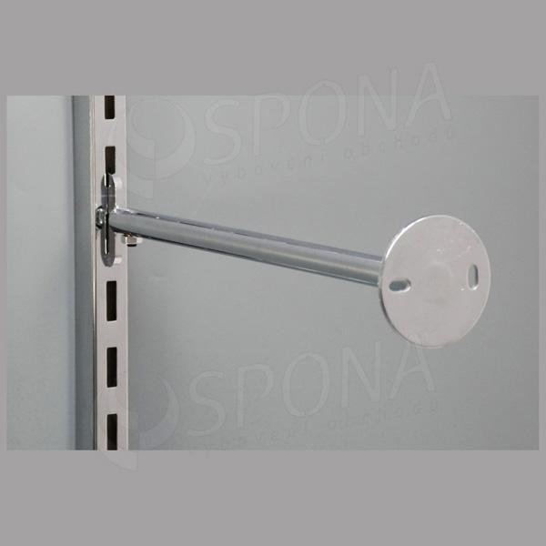 VARIANT držiak stojiny na stenu, 200-350 mm, chróm