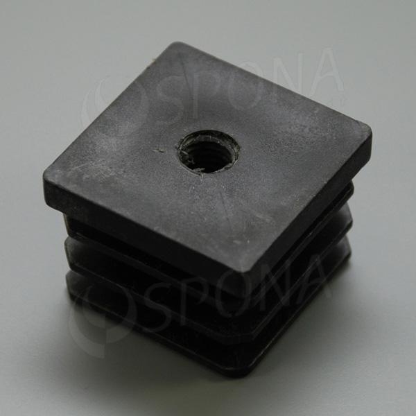 FOUR vložka so závitom M 10 40 x 40 mm, plast