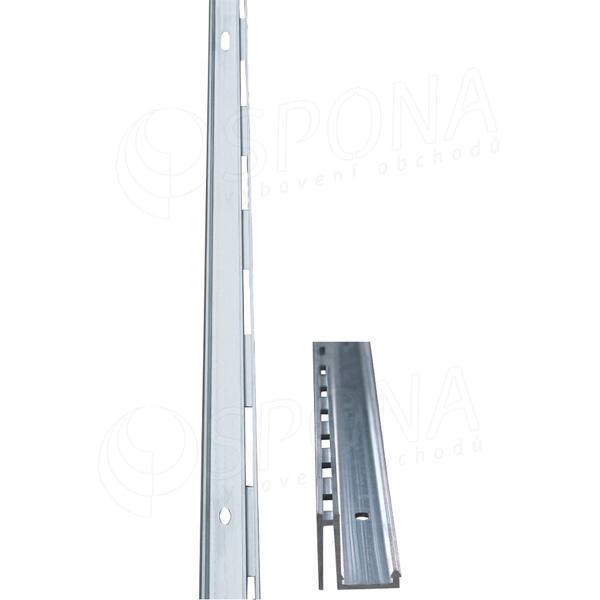 ALIAS stojina mono L na stenu, 2400 mm, alu