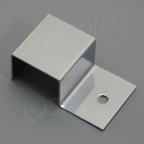 PRIMO 25 držiak lamina jednostranný do 20 mm, chróm