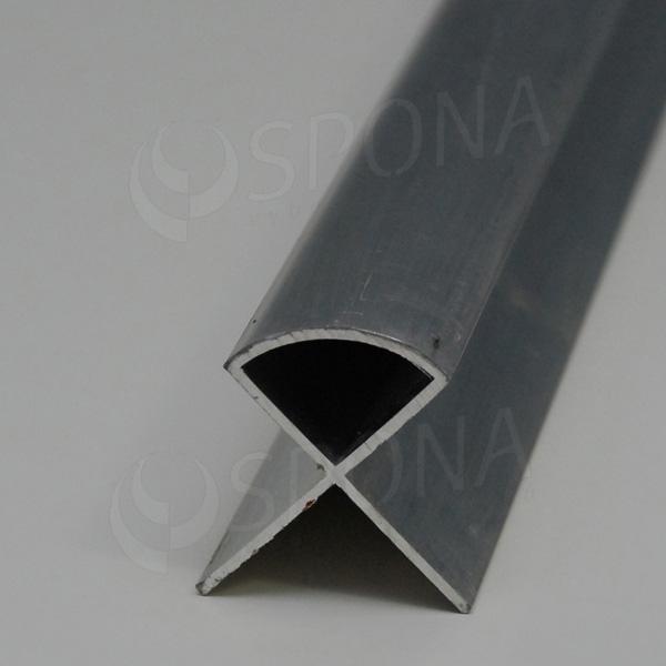 SLAT profil - rohový spoj 3.01, 250 cm, hliník