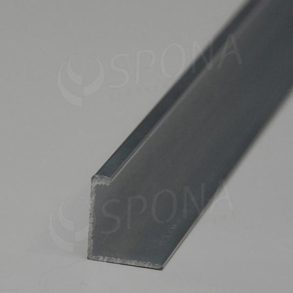 SLAT profil - lišta koncová 3.02, 250 cm, hliník