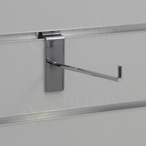 SLAT háčik L 150 mm, chróm