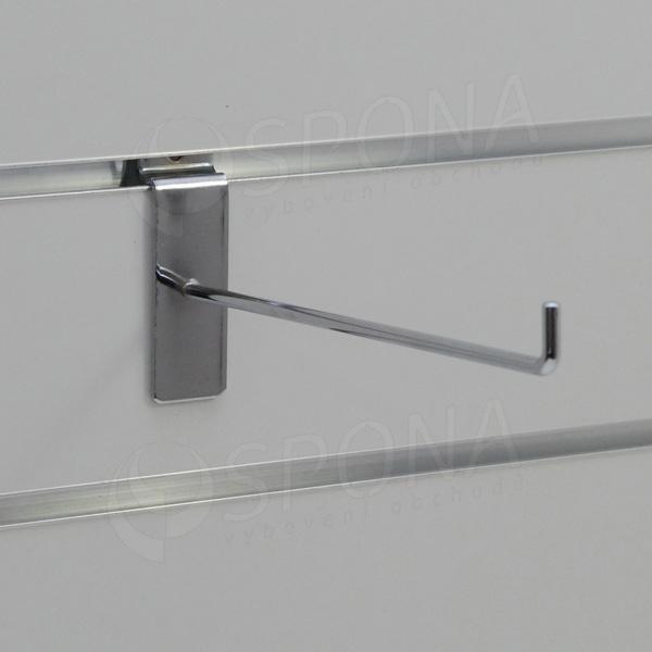 SLAT háčik L 200 mm, chróm