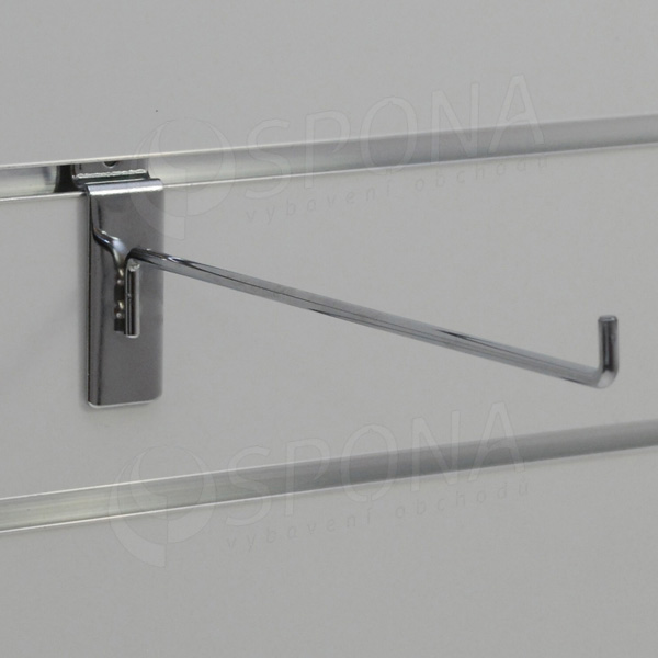 SLAT háčik L 250 mm, chróm