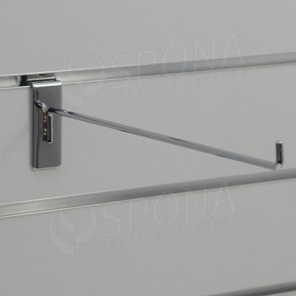 SLAT háčik L 300 mm, chróm