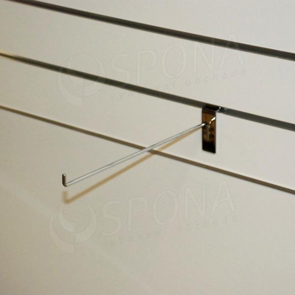 SLAT háčik L 350 mm, chróm