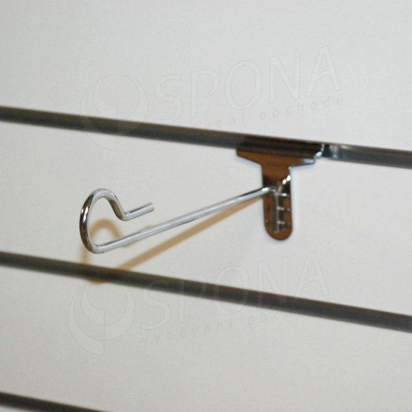 SLAT háčik TOP - Bijou 200 mm, chróm
