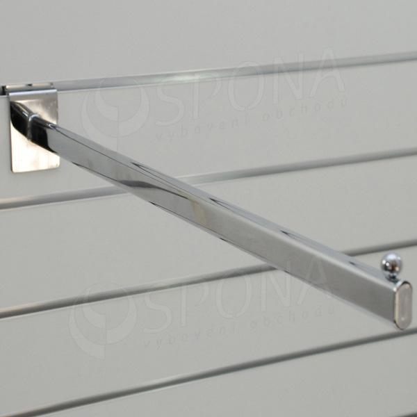 SLAT rovné rameno 600 mm, chróm