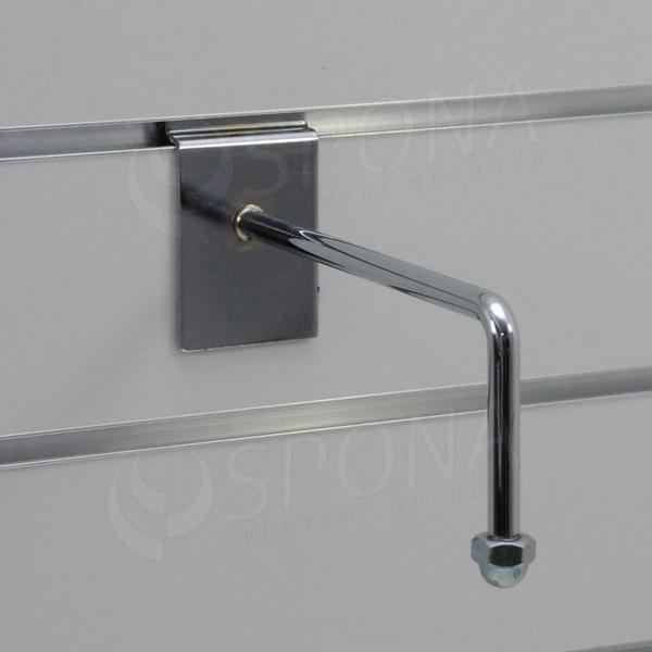 SLAT suport pre kolotoč malý, chróm