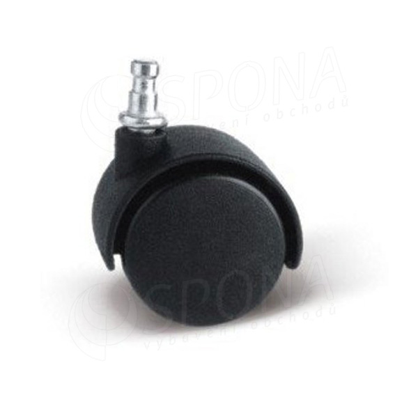 Koliesko priemer 35 mm, závit M8 x 16 mm, plast