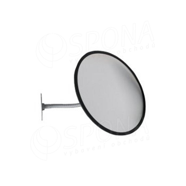 Zrkadlo kontrolné priemer 300 mm, parabolické