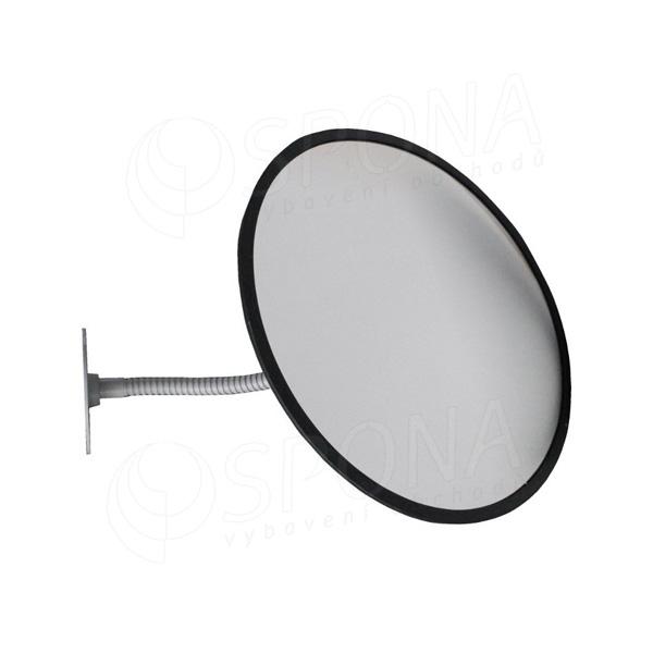 Zrkadlo kontrolné priemer 500 mm, parabolické