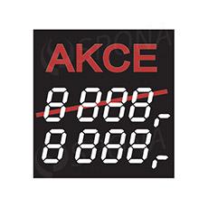 Cenovky 4750 AKCE, 100 ks