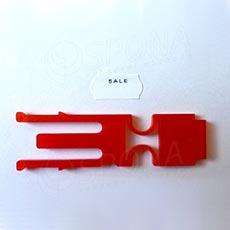 Etiketovacie kliešte - pečiatka SALE pre MOTEX 2612