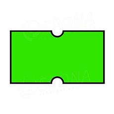 Etikety do klieští COLA-PLY, rovné, 22 x 12 mm, zelené