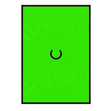 Etikety do klieští MOTEX, rovné, 16 x 23 mm, zelené