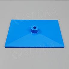 PLAGÁT k doske 20 x 15 cm, modrý