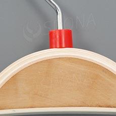 Minireitery bez tlače, 25 ks, červené