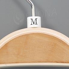Minireitery M, 25 ks, biele
