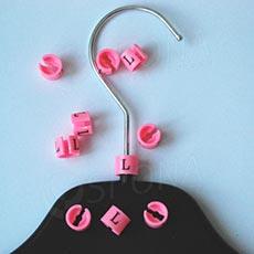 Minireitery L, 25 ks, ružové