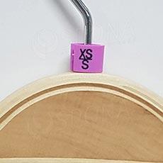 Minireitery XS/S, 25 ks, bordó