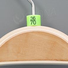 Minireitery nohavicové, 36/70, 25 ks, zelené