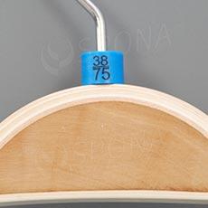 Minireitery nohavicové, 38/75, 25 ks, modré