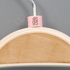 Minireitery nohavicové, 46/95, 25 ks, ružové