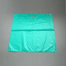 Taška MDPE 60 x 60 cm, zelená