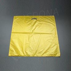 Taška MDPE 60 x 60 cm, žltá