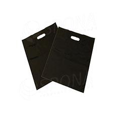 Taška LDPE 20 x 30 + 5 čierna