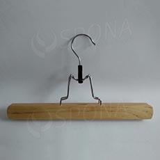 Drevený vešiak štipec 30 cm