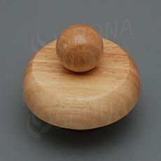 Kŕčok k panne ELITE drevený veľkosť 38, nízky, svetlý