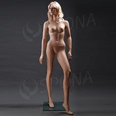 Figurína DREAMER dámska DHL-7, bez vlasov, vrátane podstavca