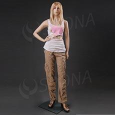 Figurína DREAMER dámska DLS-9, bez vlasov, vrátane podstavca